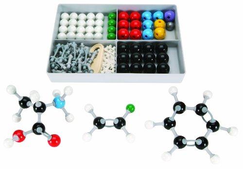 Molymod MMS-008 Organic Chemistry Molecular Model, Student Set (50 atom parts) (Molymod Molecular Model Set)