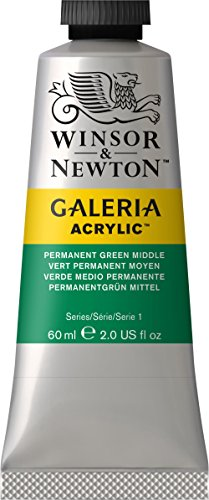 Winsor Newton Galeria Acrylic Tube Permanent