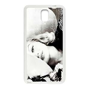 SKULL Marilyn Monroe Phone Case for Samsung Galaxy Note3 Kimberly Kurzendoerfer