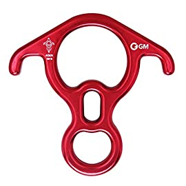 GM CLIMBING 40kN Rescue Figure 8 Descender