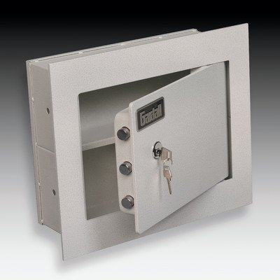 Concealed Commercial Wall Safe Lock Type: Key Only Lock, Size: 5.5