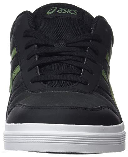 Homme Aaron Asics Gymnastique Mousse noir Noir 001 De Chaussures qx6COW