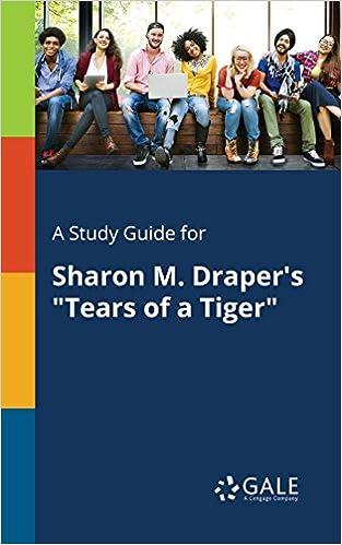 """Como Descargar Con Utorrent A Study Guide For Sharon M. Draper's """"tears Of A Tiger"""" Epub Gratis En Español Sin Registrarse"""