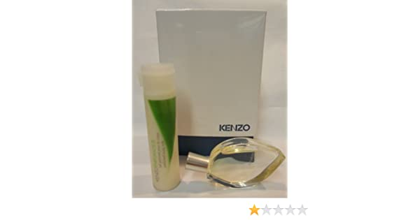 Amazon.com : Kenzo Parfum DEte - .12 oz Eau de Parfum and .50 oz Body Milk - MINI Gift Set in Box : Baby Bathing Gift Sets : Beauty