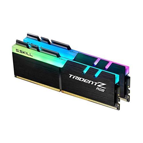chollos oferta descuentos barato G Skill Trident Z RGB F4 3600C19D 16GTZRB módulo de Memoria 16 GB 2 x 8 GB DDR4 3600 MHz UDIMM