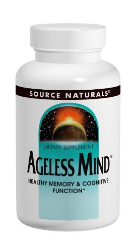 Source Naturals Ageless Mind, Healthy Memory & Cognitive Function - 60 Tablets