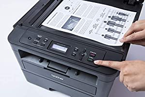 Brother dcp-l2510d Impresora multifunción láser 3 in 1 Monocromo A ...