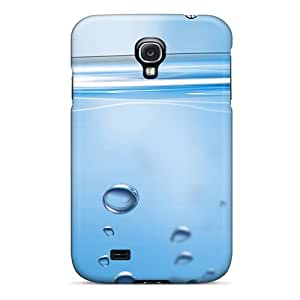 Flexible Tpu Back Cases Covers For Galaxy S4 - Half Full