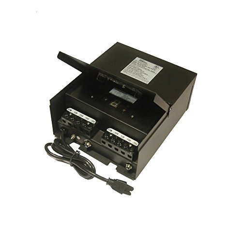 Low Voltage Landscape Lighting Transformer 600W - 4