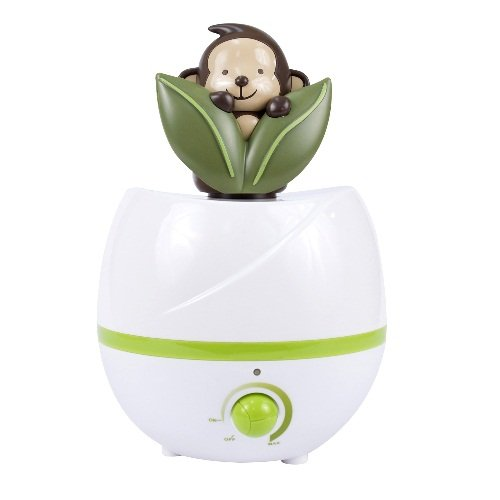 Sassy Monkey Cool Mist Humidifier 037977380064 by Sassy reviews