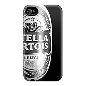 ColtonMorrill Iphone 6 Shockproof Hard Phone Covers Provide Private Custom Stylish Stella Artois Image [aVM14578ALjo]