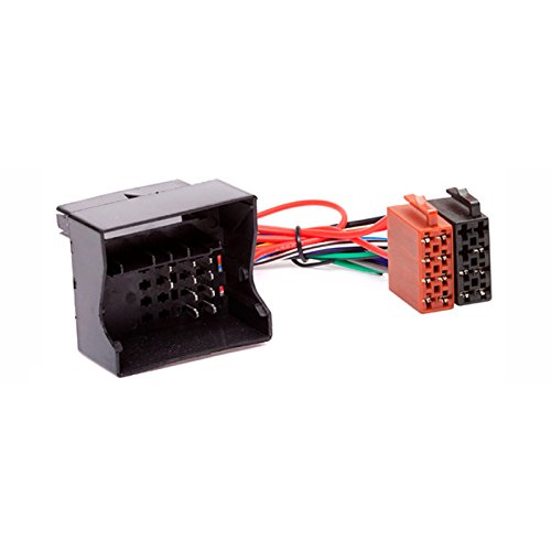 CARAV 12-025 Adattatore Radio ISO per tutti i modelli con Quadlock connessione wire connettore cablaggio Loom - Cavo adattatore stereo