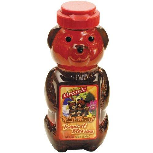 Glory Bee Honey (Glory Bee Honey Tropblsm Sqze Bear)
