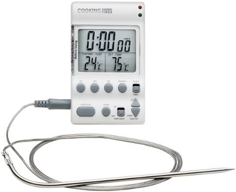 Kitchen Craft Digital Cooking Thermometer Amazon Co Uk Kitchen Home