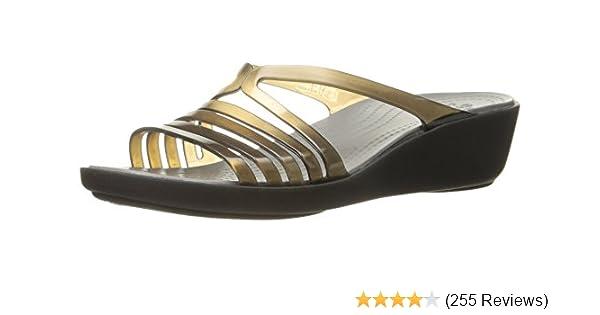 7bce22ef3de76e Crocs Women s Isabella Mini Wedge Sandal