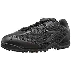 Diadora Men's Referee TF 2 Soccer Shoe,Black,10 M US