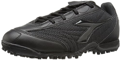 Diadora Men's Referee TF 2 Soccer Shoe,Black,9.5 M (Diadora Footwear)