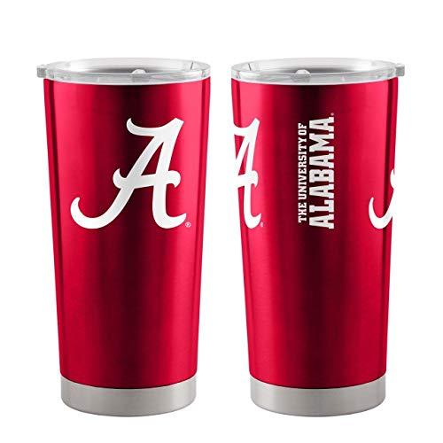 - Boelter Brands NCAA Alabama Crimson Tide Ultra Tumbler, 20-Ounce