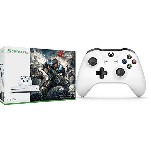 Xbox One 1TB Console Controller Bundle product image