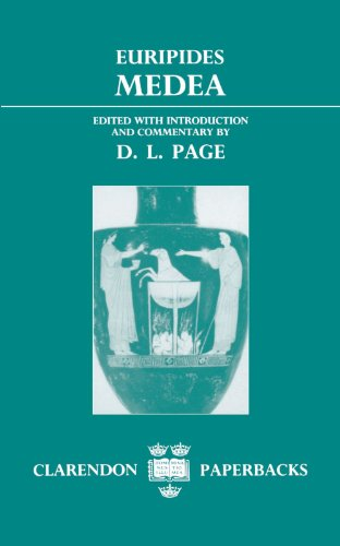 Medea (Greek and English Edition)