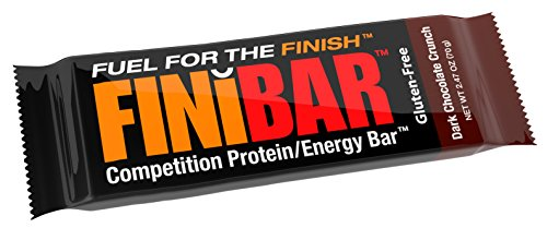 FinibarTM Competition Bar - Dark Chocolate Crunch - 12 (70 g)