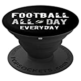 Football Pop Socket Phone Cover Pop Fantasy Sports Fan Gifts - PopSockets Grip and Stand for Phones and Tablets