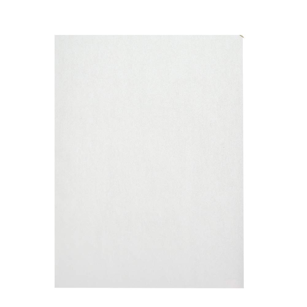 """Parchment Paper Baking Liner Sheets, NUIBY Pan Liner - Small 9 x 13"""" White Precut Non-stick Baking Paper, 100 Counts"""