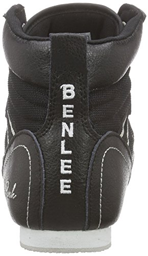 The BENLEE Boxing Rocky Mens Black Rock Marciano Boots x7RTHwBCqn