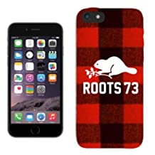 Roots 73 Plaid Buffalo Check Case for iPhone 6S, iPhone 6