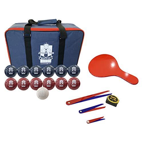 ボッチャ ボールセット コネクト アポワテック BC-AP-001 国際競技規格適合商品/一般社団法人日本ボッチャ協会公認