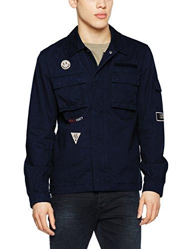 Jones Blu Giacca Uomo Eclipse Jack Jacket total Jorpaint amp; Field 5npxCw0Zq