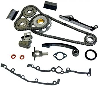 diamodn Potencia Nissan 200SX 1.6L ga16de DOHC Kit de cadena de distribución