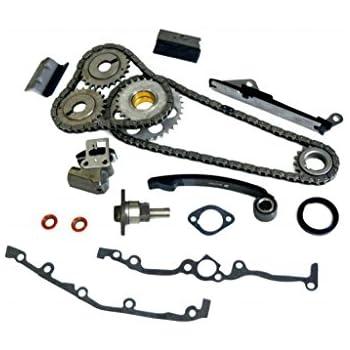 Diamond Power Timing Chain kit works with Nissan Sentra 200SX NX 1.6L GA16DE L4 SR20DE DOHC 1991 92 93 94 95 96 97 98 1999