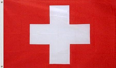スイス 国旗
