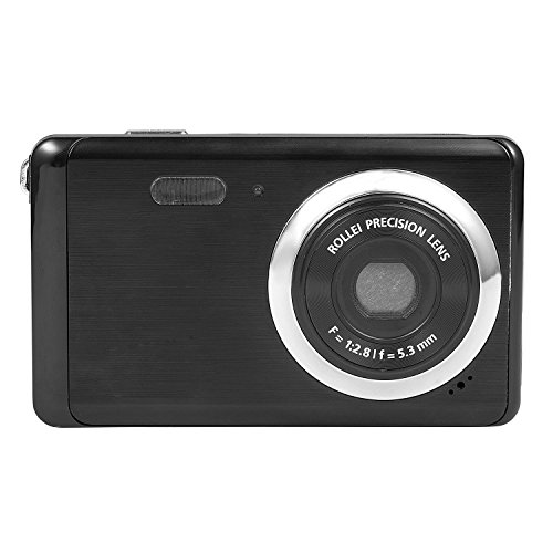 PowMax Digital camera,PP-TDC Ultra - thin 1080P 16 Mega Pixels Digital Camera...