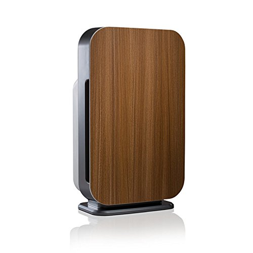 Alen BreatheSmart FLEX Customizable Air Purifier with HEPA-Pure Filter to Remove Allergies and Dust (Oak, Pure,1-Pack)