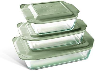 Pyrex Deep Baking 6 piece BPA free product image
