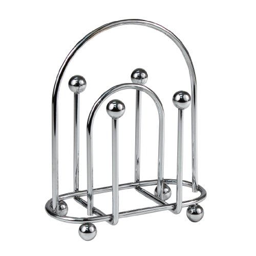 Spectrum Diversified Pantry Works Arch Napkin Holder, Chrome