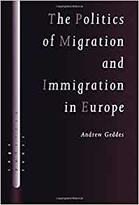 the politics of immigration in europe Migration is a difficult concept, especially within a political climate dominated by  questions over immigration and movement within the european union.