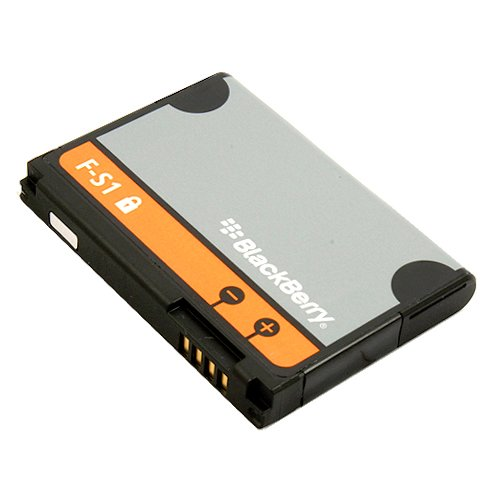 Price comparison product image BlackBerry FS-1 Original 1270 mah-Battery for BlackBerry 9800 Torch - Packaging - Gray/Orange