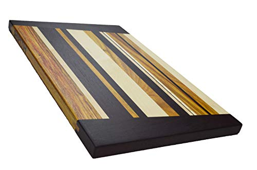 Hardwood Cutting Board by Pith Studios - Dynamic Trio - (Dynamic Trio)