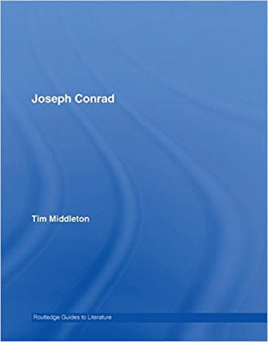 Joseph Conrad (Routledge Guides to Literature)