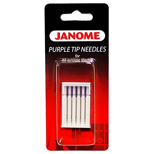 Janome Purple Tip Sewing Machine Needles ()