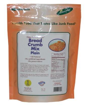 - Dixie Carb Counters Seasoned Bread Crumb Mix