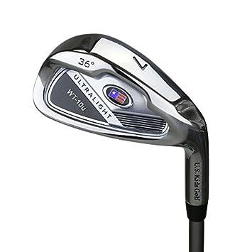 US kids Golf UL 63 Hierro 7, Unisex niños, Amarillo, 156 a ...
