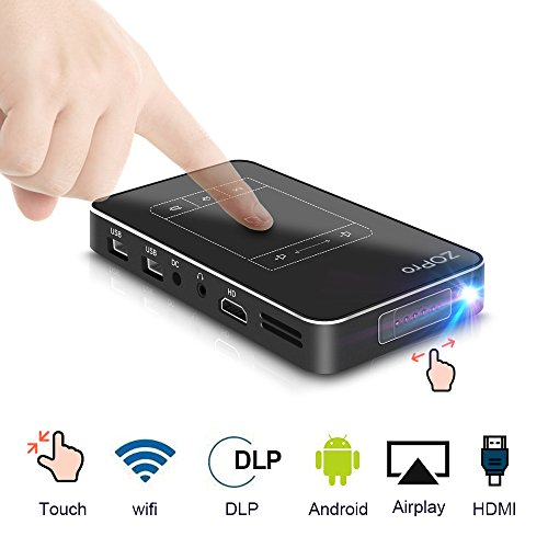 Smart Portable Mini Projector