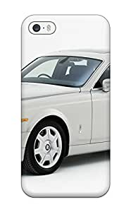 Scratch Free Phone Case For Iphone 5/5s Retail Packaging Rolls Royce