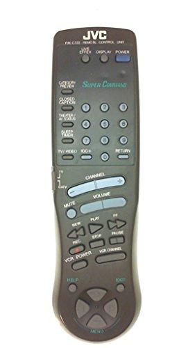 Jvc Tv Warranty - JVC TV Remote Control RM-C722 Supplied with models: AV-31BM5 AV-20720 AV-20721 AV-20730 AV-27020 AV-27020PH AV-27720 AV-32020 AV-32020A AV-32020PH AV-36020 TM-2799SU AV-27D200 AV-32D200 AV-32D200A