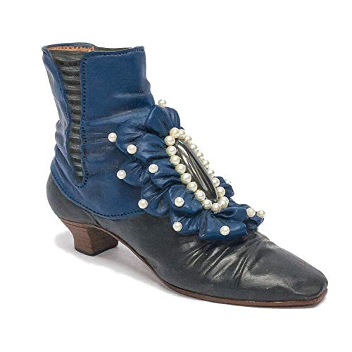 Just The Right Shoe Willitts Raine 1999 Victorian Ankle Boot # 25089
