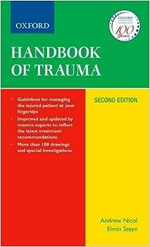 Book Handbook of Trauma by Nicol Mr. Andrew Steyn Elmin (2010-07-13)